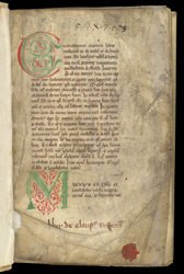 St Augustine, Confessions f.1r